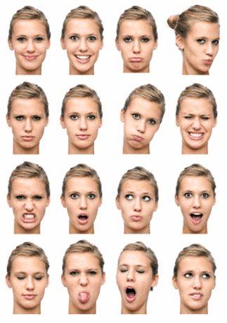 выражение-лица