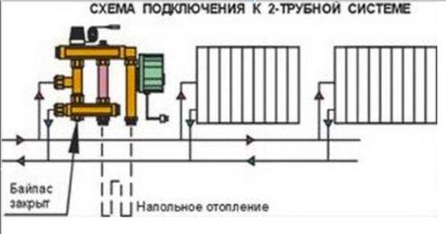 схема_подключения_к_двухтрубной_системе